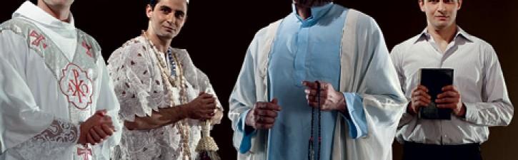 Intolerância e fé no Brasil