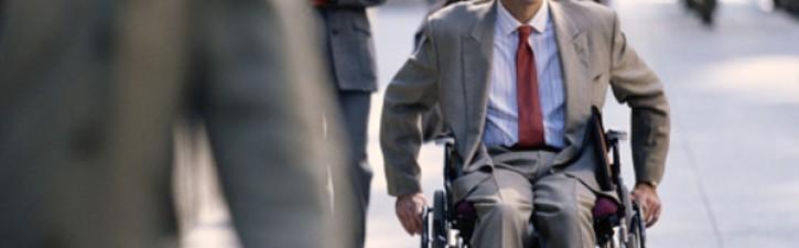 Somente uma parcela ínfima  dos brasileiros com deficiência estão no mercado de trabalho
