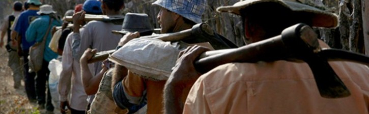 Trabalho escravo 'moderno': locais precários são maioria