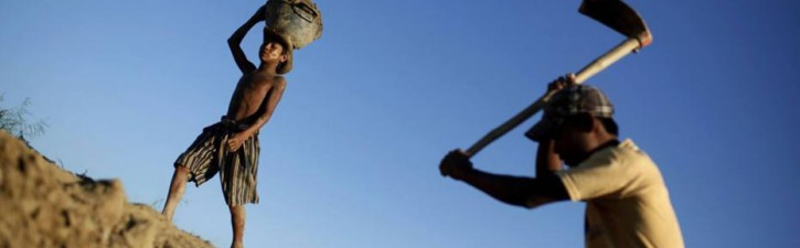 Trabalho infanto-juvenil: um problema que o país não consegue desenvolver.